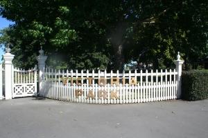 You might even find a geocache in Victoria Park...