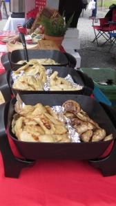 Pierogis at Ohoka Market