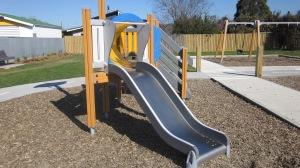 Torlesse Park Littlies' Slide