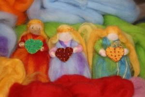 Woollen Guardian Angels