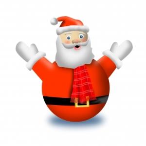 Santa...coming soon to a town near you