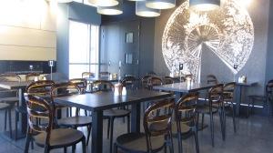 Inside Kingsford Kitchen