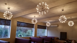Inside the revamped Espresso Garden Cafe at Mitre 10